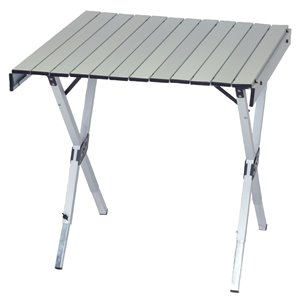 RIO Gear Aluminum Expand Roll Top Table 28 to 48in