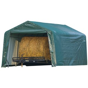 Equine and Agriculture Storage Shelter 12 x 20 ft