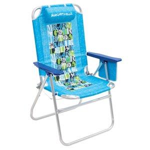 Chaise de Plage Big Shot Margaritaville -Turquoise