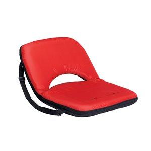 Siège de Stade Bleacher Boss MyPod - Crimson