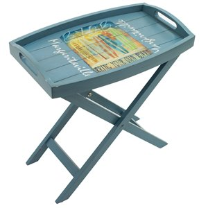 Margaritaville Folding Butler Table - Bring/Board