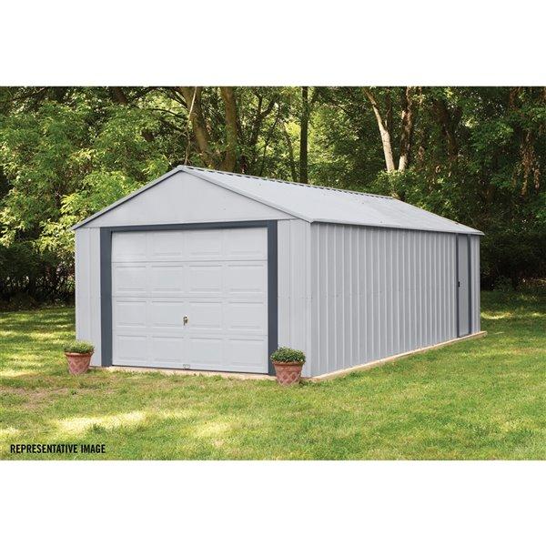 Garage Arrow Murryhill 12 x 17pi, bâtiment de stockage en acier
