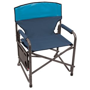 RIO Gear Broadback XXL Directors Chair - Blue/Navy
