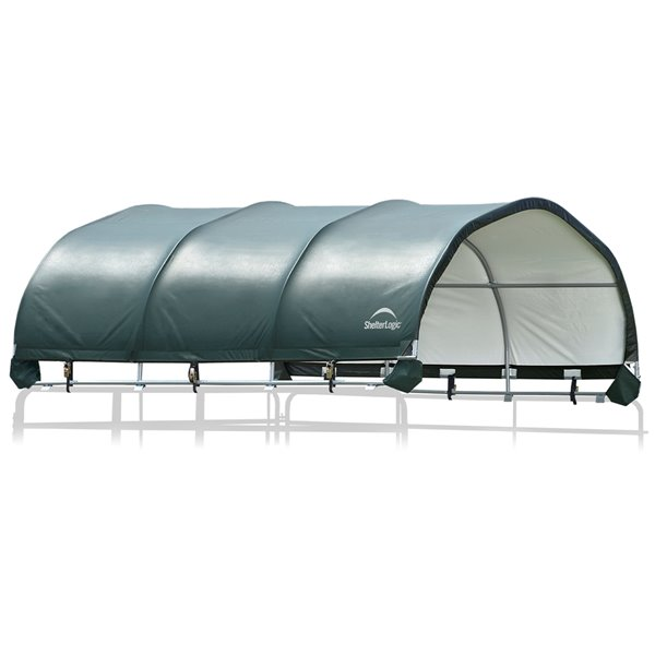 Corral Shelter 12x12ft 7.5oz - panels not included