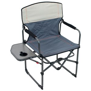 RIO Gear Broadback XXL Directors Chair-Slate/Putty