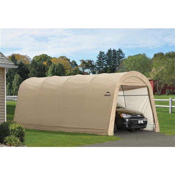 AutoShelter Roundtop Garage 10 x 20 ft