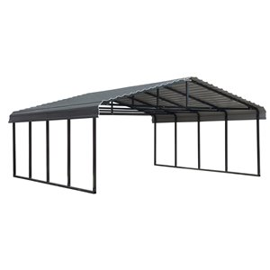 Arrow Carport 20 x 20 - Coquille d'oeuf