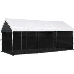 MaxAP Canopy 2-in-1 Screen Kit 10 x 20 ft