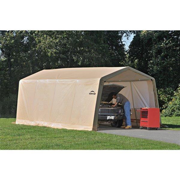 AutoShelter Garage 10 x 20 ft
