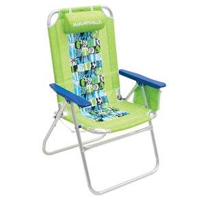 Margaritaville Big Shot Beach Chair - Lime