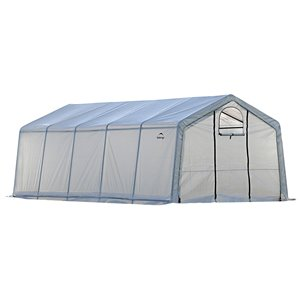 GrowIT Greenhouse-in-a-Box Pro 12x20 ft Greenhouse