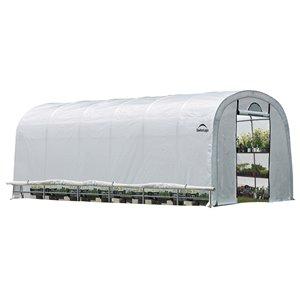 GrowIT Heavy Duty 12 x 24 ft Round Greenhouse