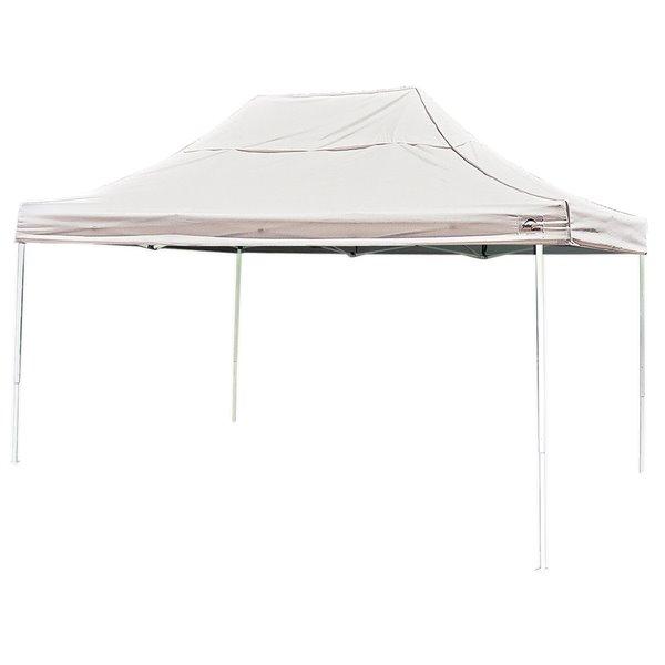 Pop-Up Canopy HD - Straight Leg 10 x 15 ft White