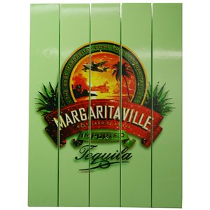 Margaritaville Wall Art - Imported Tequila