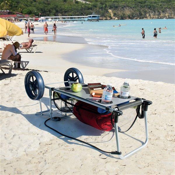 RIO Beach Wonder Caddy Plage et table Instantanée