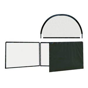 Kit de clôture pour Corral Shelter 10 x 10 pieds