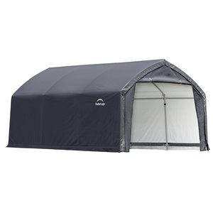 AccelaFrame HD 12 x 15 ft Shelter Gray