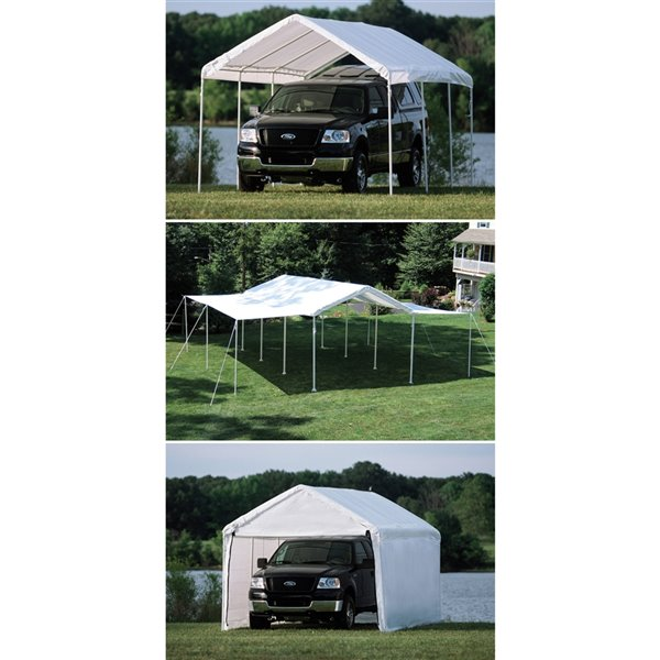 MaxAP Canopy 3-in-1 Enclosure Kit 10 x 20 ft