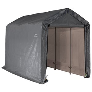 Shed-in-a-Box 6 x 12 x 8 ft. Gris