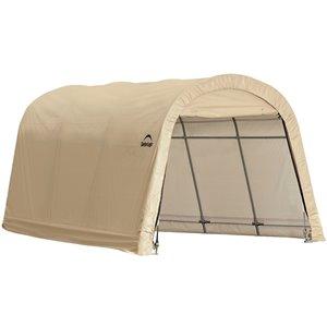 Abri AutoShelter à toit arrondi 10 x 15 pi