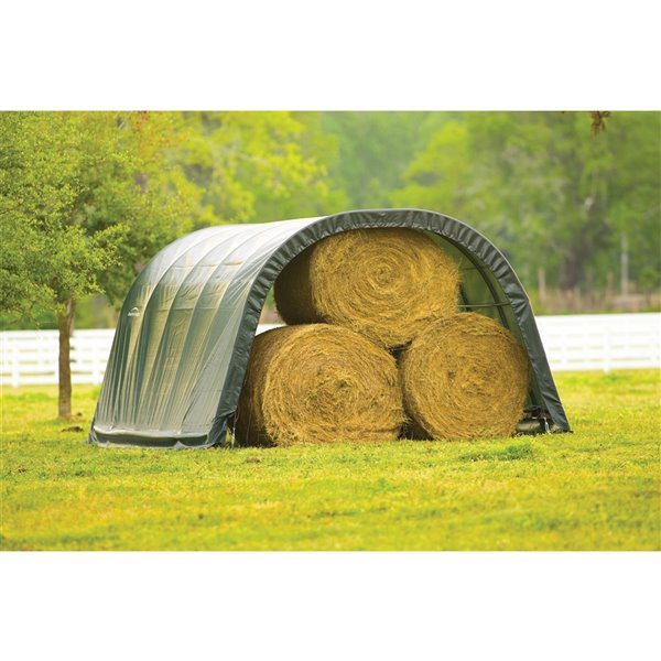 Run-In Shelter 12 x 20 ft.