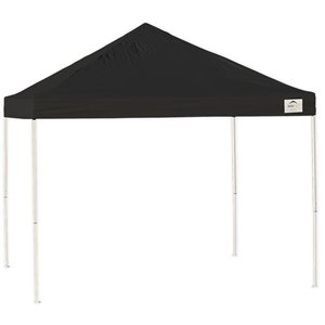 Pop-Up Canopy HD - Straight Leg 10 x 10 ft Black