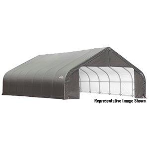 ShelterCoat 28 x 28 ft Garage Peak Gray STD