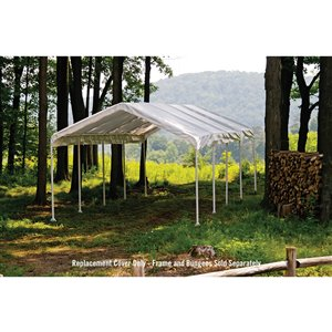 Canopy Replacement Top - SuperMax 12 x 26 ft