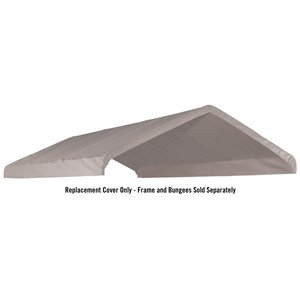 Canopy Replacement Top - SuperMax 10 x 20 ft
