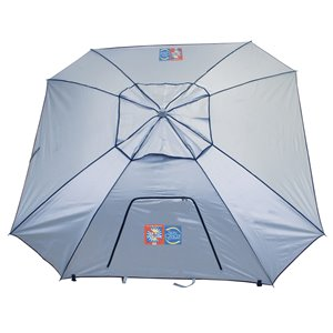 RIO Beach Total Block ExtremeShade Beach Umbrella