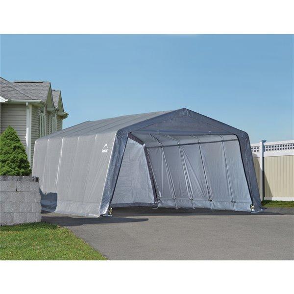 Garage-in-a-Box Peak 12 x 20 ft