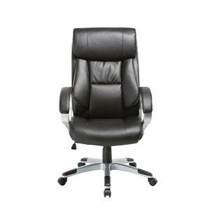 Tygerclaw High-Back Executive Chair - Black