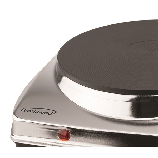 Brentwood 1000 W Electric Hotplate