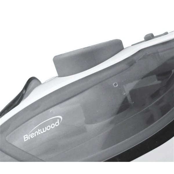 Brentwood Non-Stick Handheld Clothes Steamer and Iron