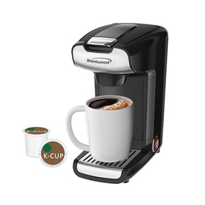 Brentwood K-Cup® Single Serve Coffee Maker