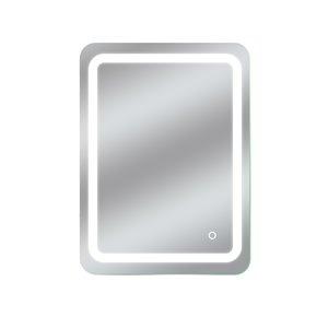 Miroir avec DEL tricolore Egret de Dyconn Faucet, rectangulaire, 24 po x 34 po