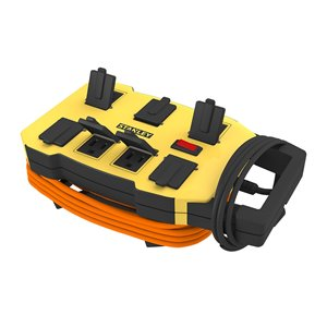 Stanley Outrigger 7 grounded outlets/3 transformer-spaced outlets