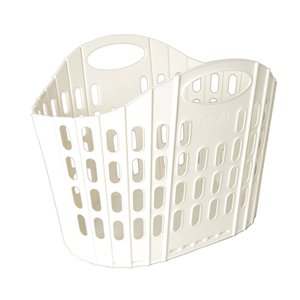Modern Homes Multi-Purpose Collapsible Basket - Off-White