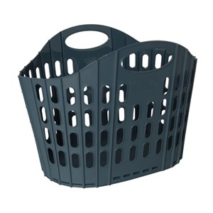Modern Homes Multi-Purpose Collapsible Basket- Grey