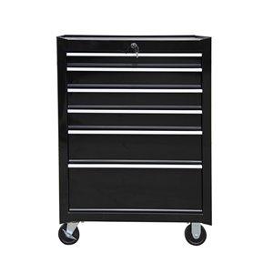 Coffre pour outils inférieur Toolmaster à 5 tiroirs, 20 po x 35 po x 29 po