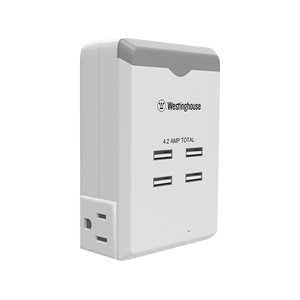 Westinghouse Multi-Device Rapid Charge and LED night light