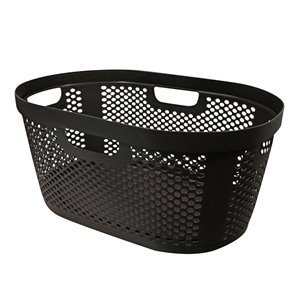 Modern Homes Laundry Basket 40 L - Brown