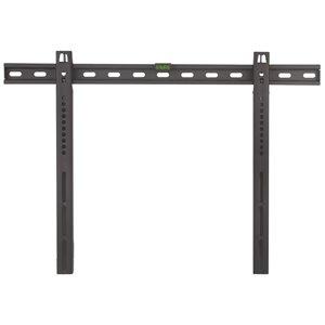 Stanley TV wall mount - 40-in x 60-in - Black
