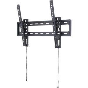 Stanley TV wall mount - 30-in x 70-in - Black
