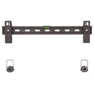 Stanley TV wall mount - 40-in x 70-in - Black