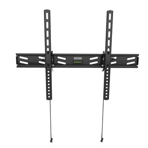 Stanley TV wall mount - 32-in x 70-in - Black