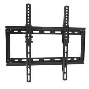 Stanley TV wall mount - 23-in x 55-in - Black