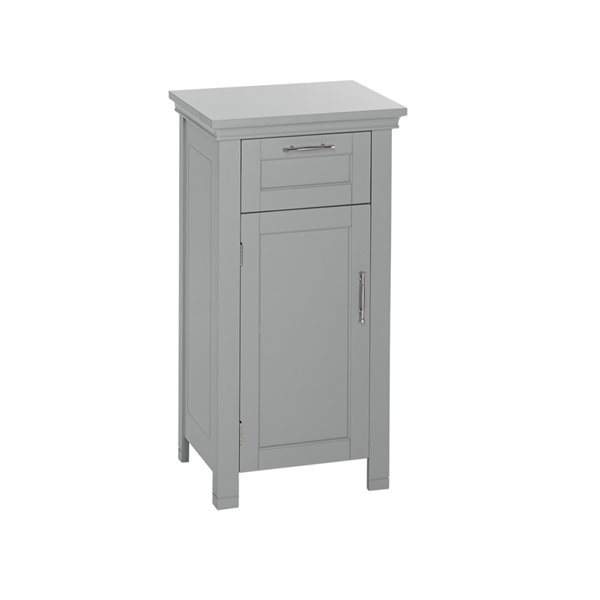 Riverridge Home Somerset Single Door, Bathroom Floor Cabinets With Drawers
