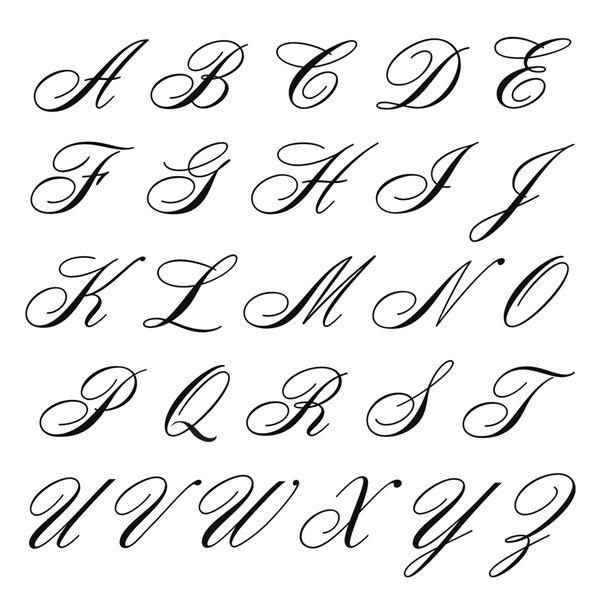 RiverRidge Home Rose Pattern 46-Piece Monogrammed Flatware Set - Letter S -  Stainless Steel
