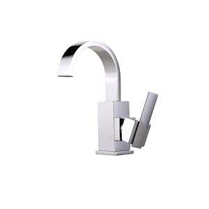 Lukx® Splash Kodi Single-Handle Bathroom Faucet - Chrome